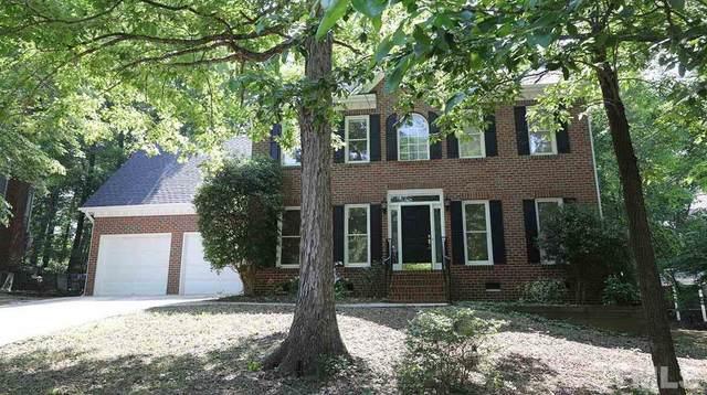 2012 W Sterlington Place, Apex, NC 27502 (#2386706) :: Scott Korbin Team