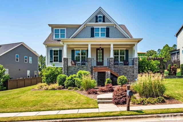 449 Bennett Mountain Trace, Chapel Hill, NC 27516 (#2386732) :: M&J Realty Group