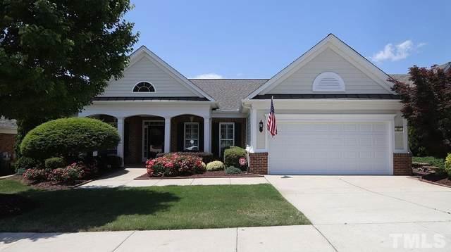 607 Aylestone Drive, Cary, NC 27519 (#2386758) :: M&J Realty Group