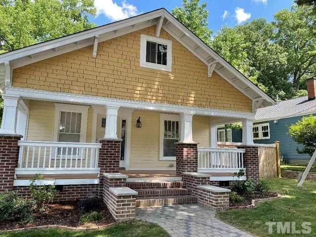 1100 N Driver Street, Durham, NC 27701 (#2386831) :: Dogwood Properties