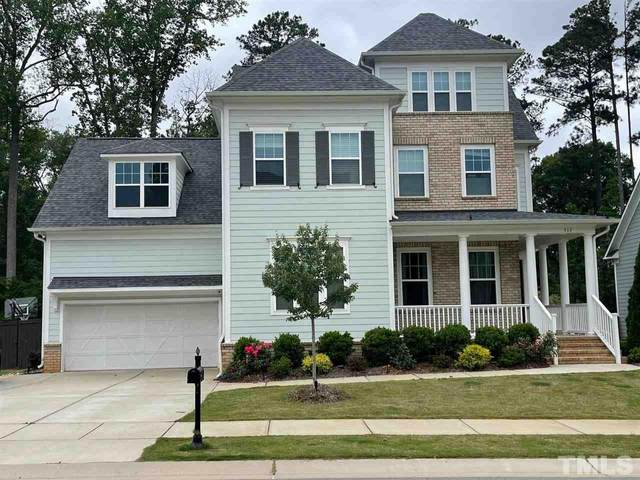 517 Canterwood Drive, Apex, NC 27539 (#2386857) :: Triangle Just Listed
