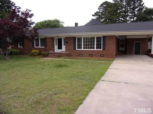 1503 Fairview Street, Dunn, NC 28334 (#2386888) :: The Helbert Team