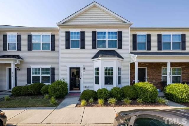 1304 Cozart Street #215, Durham, NC 27704 (#2386894) :: Triangle Top Choice Realty, LLC