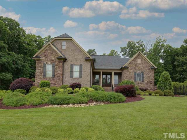 417 Laurel Knoll Drive, Pittsboro, NC 27312 (#2386902) :: Raleigh Cary Realty