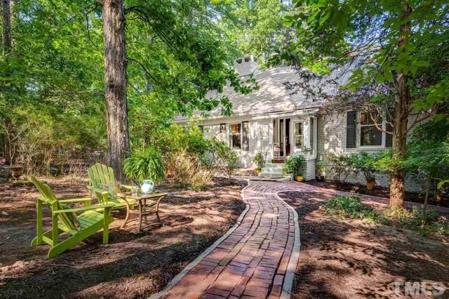 1702 Michaux Road, Chapel Hill, NC 27514 (#2386915) :: Scott Korbin Team