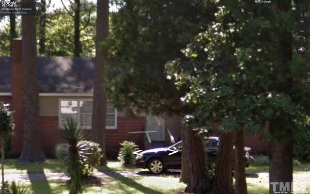 411 Pine Street, Smithfield, NC 27577 (#2386991) :: Log Pond Realty