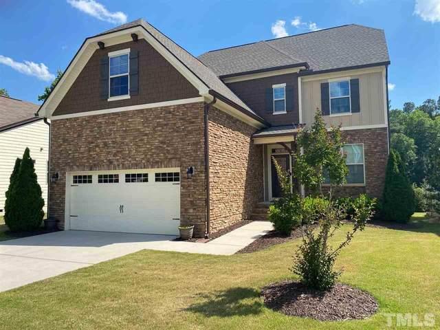 5321 Moneta Lane, Apex, NC 27539 (#2386998) :: M&J Realty Group