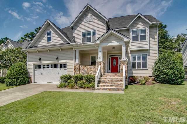 7115 Montibillo Parkway, Durham, NC 27713 (MLS #2387039) :: EXIT Realty Preferred