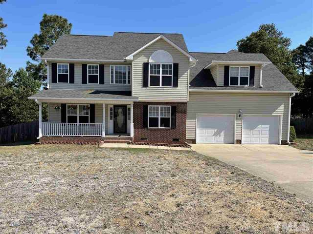 125 Cresthaven Drive, Sanford, NC 27332 (#2387089) :: RE/MAX Real Estate Service