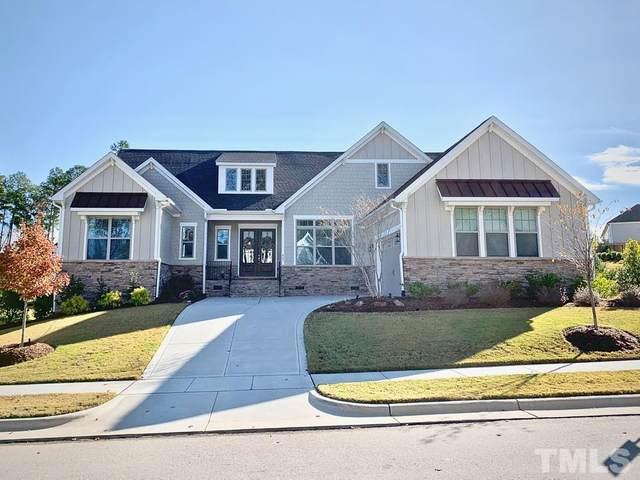 845 Mountain Vista Lane, Cary, NC 27519 (#2387114) :: Real Estate By Design