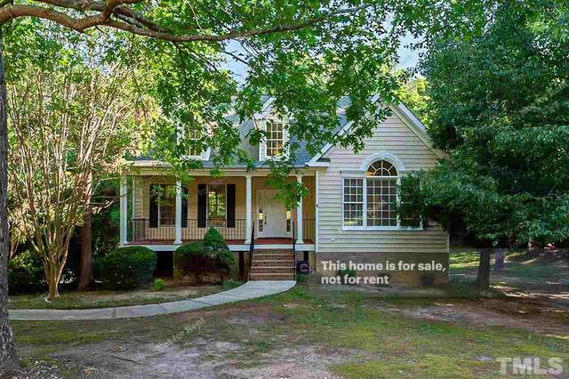 155 Woodcroft Drive, Youngsville, NC 27596 (MLS #2387128) :: EXIT Realty Preferred