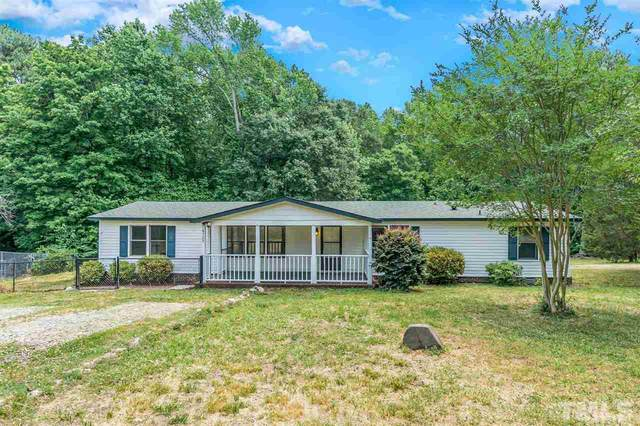 6729 Lake Springs Drive, Holly Springs, NC 27540 (#2387137) :: Triangle Top Choice Realty, LLC