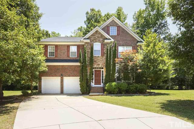 2916 Chatelaine Place, Raleigh, NC 27614 (#2387150) :: Log Pond Realty
