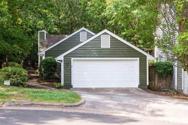 6 Lark Circle, Chapel Hill, NC 27517 (#2387165) :: Triangle Just Listed