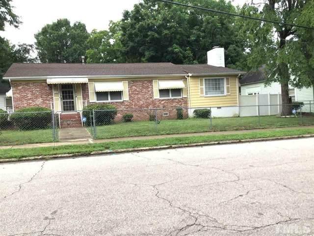 1014 Jones Street, Raleigh, NC 27601 (#2387181) :: Real Estate By Design