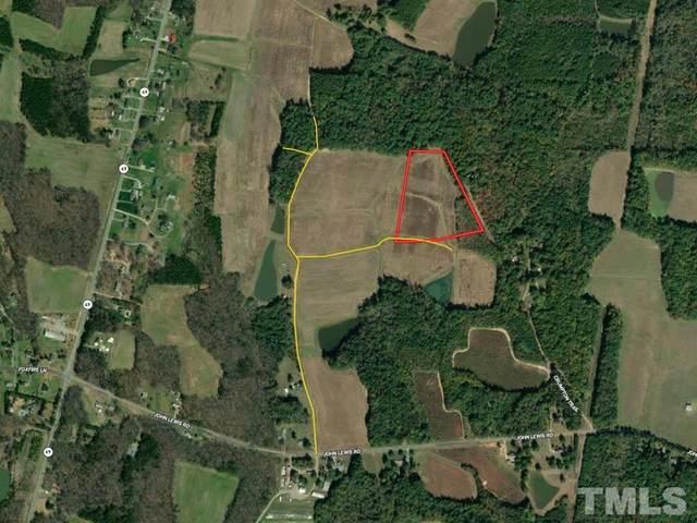 0 John Lewis Road, Burlington, NC 27217 (#2387231) :: Dogwood Properties