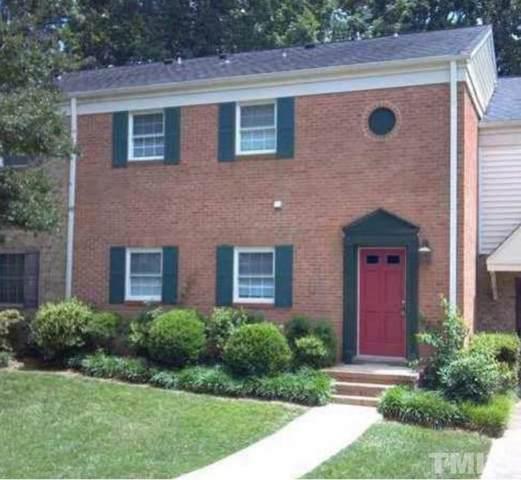6531 New Market Way #1, Raleigh, NC 27615 (#2387255) :: Dogwood Properties