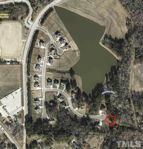 3126 Ginger Lake Court, Zebulon, NC 27597 (MLS #2387274) :: EXIT Realty Preferred