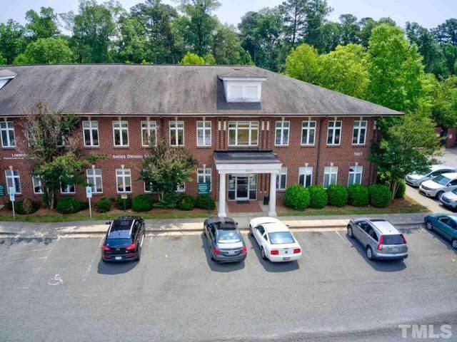 5007 Southpark Drive #120, Durham, NC 27713 (#2387288) :: Dogwood Properties