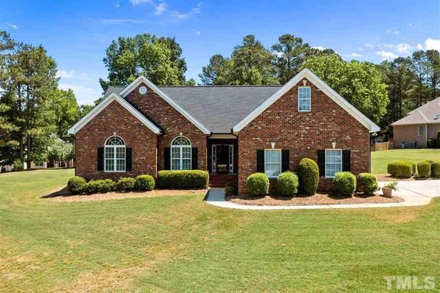 5416 Quetzel Court, Garner, NC 27529 (#2387292) :: Dogwood Properties