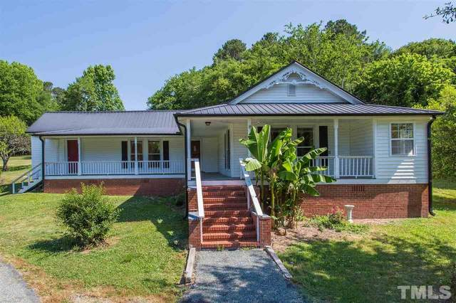 245 Durham Eubanks Road, Pittsboro, NC 27312 (#2387319) :: The Perry Group