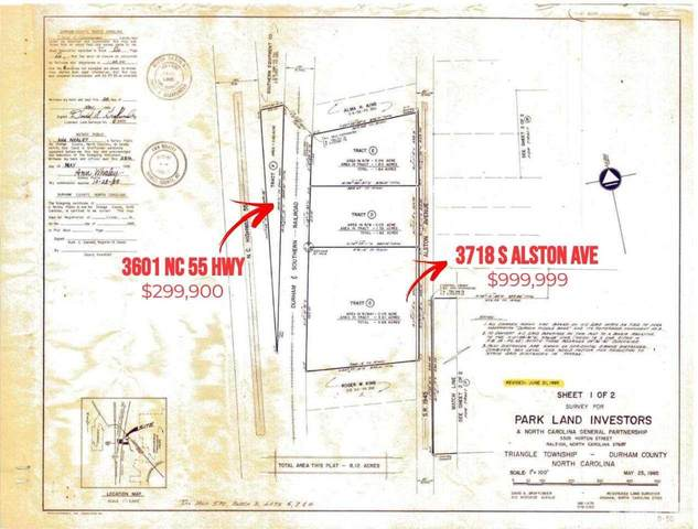 3718 S Alston Avenue, Durham, NC 27713 (#2387322) :: Log Pond Realty