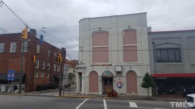 109 Hillsboro Street, Oxford, NC 27565 (#2387331) :: The Jim Allen Group