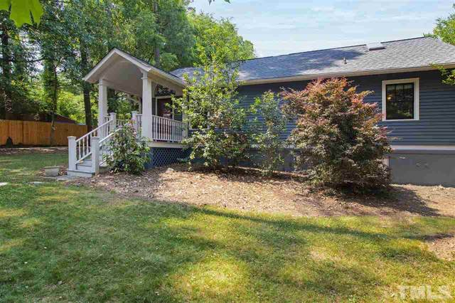 100 Barclay Road, Chapel Hill, NC 27516 (#2387337) :: Real Estate By Design