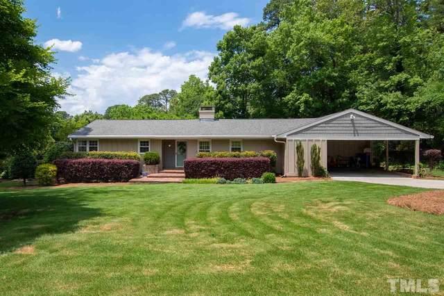 820 Richmond Street, Raleigh, NC 27609 (#2387346) :: Dogwood Properties