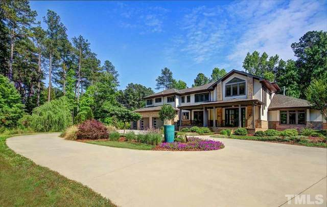196 Eagle Drive, Chapel Hill, NC 27517 (#2387386) :: The Perry Group