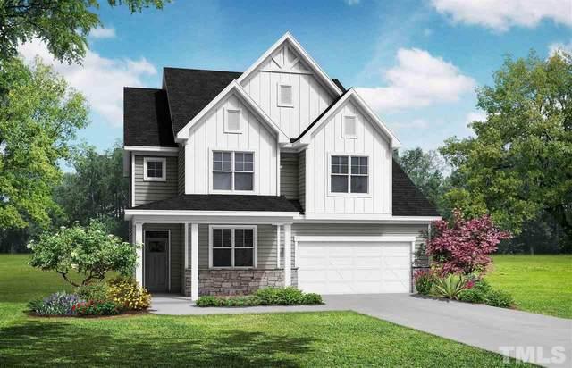 1505 Woodknob Lane 89/ELM/B, Fuquay Varina, NC 27526 (#2387393) :: Dogwood Properties