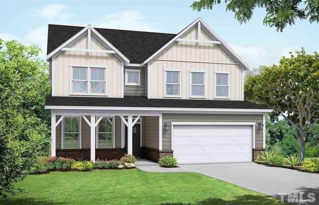207 Forestview Crest Way 58/Willow/B, Fuquay Varina, NC 27526 (#2387399) :: Dogwood Properties