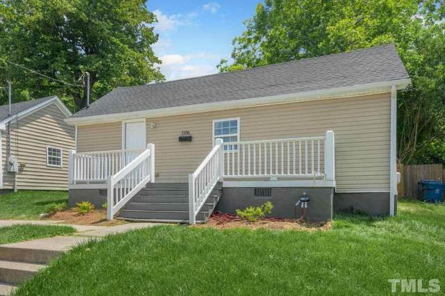 1106 Chester Street, Durham, NC 27701 (#2387402) :: Dogwood Properties