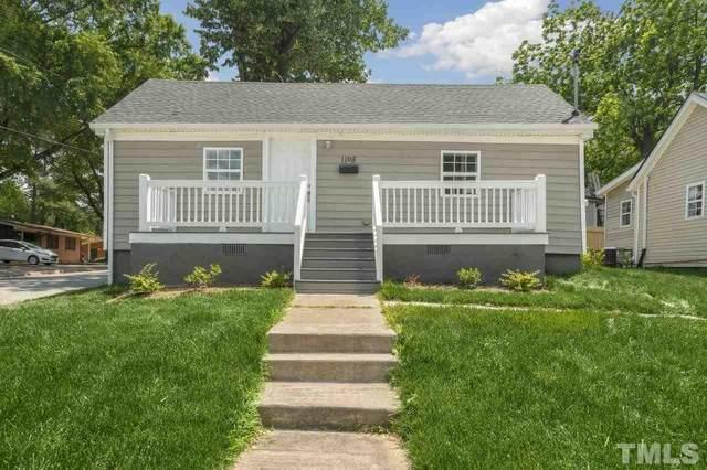 1108 Chester Street, Durham, NC 27701 (#2387403) :: Dogwood Properties