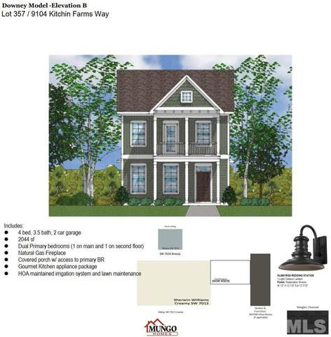 8916 Lee Brown Ridge Drive Lot 357, Wake Forest, NC 27587 (#2387413) :: Triangle Top Choice Realty, LLC