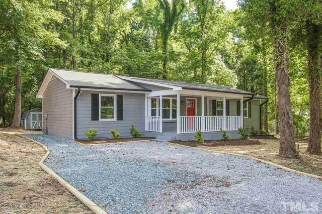 5613 Deerborn Drive, Apex, NC 27539 (#2387414) :: Dogwood Properties
