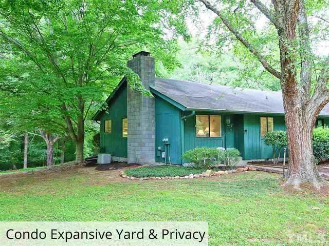 395 Cedar Lake Road A, Chapel Hill, NC 27516 (#2387463) :: Kim Mann Team