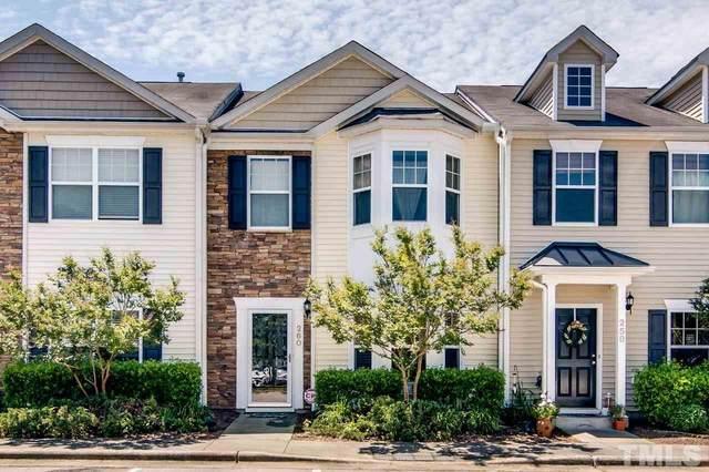1304 Cozart Street #260, Durham, NC 27704 (#2387465) :: Triangle Top Choice Realty, LLC