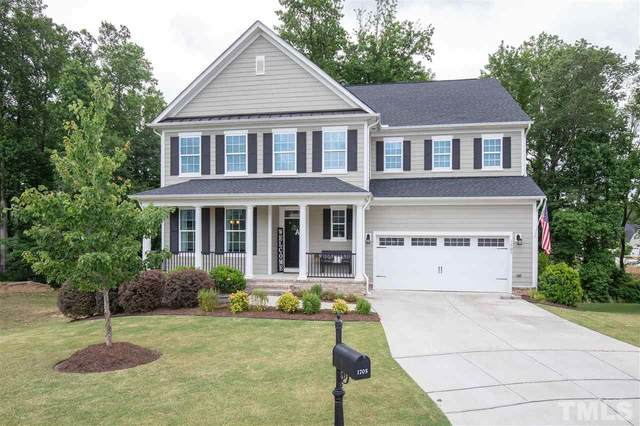 1705 Yateley Lane, Apex, NC 27502 (#2387481) :: Triangle Just Listed