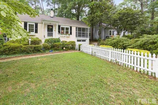 2506 Van Dyke Avenue, Raleigh, NC 27607 (#2387484) :: Log Pond Realty