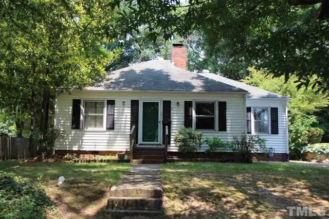 1803 Hillcrest Drive, Durham, NC 27705 (#2387525) :: Dogwood Properties
