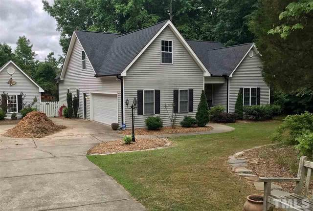 5900 High Spring Circle, Wake Forest, NC 27587 (MLS #2387542) :: EXIT Realty Preferred