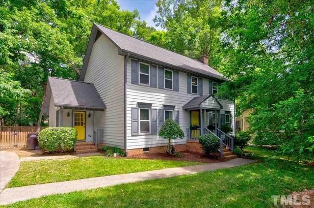 3 Westridge Drive, Durham, NC 27713 (MLS #2387552) :: EXIT Realty Preferred