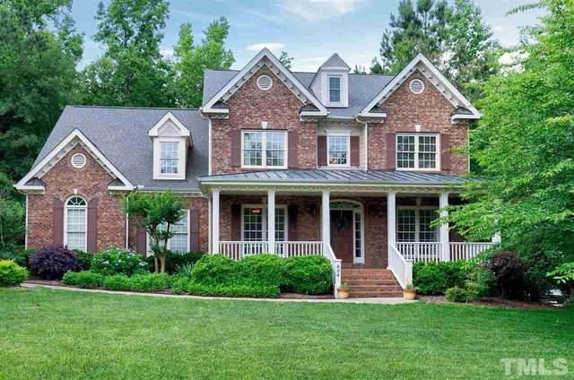 404 Charleston Drive, Clayton, NC 27527 (#2387564) :: Log Pond Realty