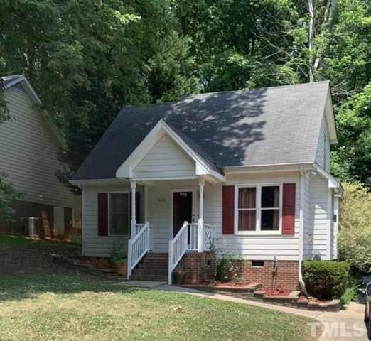 603 Chapwith Drive, Garner, NC 27529 (#2387574) :: Saye Triangle Realty