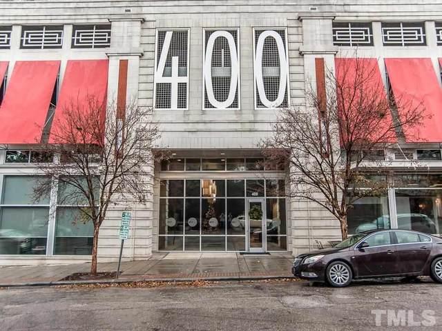 400 W North Street #516, Raleigh, NC 27603 (#2387598) :: Dogwood Properties