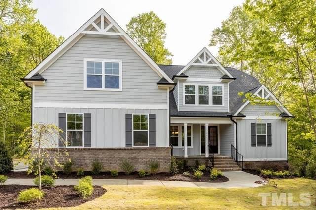 208 Burr Oak Circle, Pittsboro, NC 27312 (#2387610) :: Spotlight Realty