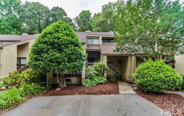 4100 Five Oaks Drive #44, Durham, NC 27707 (#2387616) :: M&J Realty Group