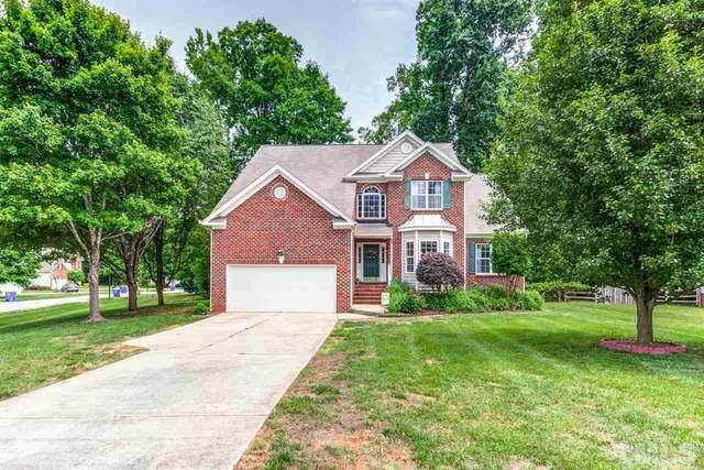 2101 Becketts Ridge Drive, Hillsborough, NC 27278 (#2387630) :: Triangle Just Listed