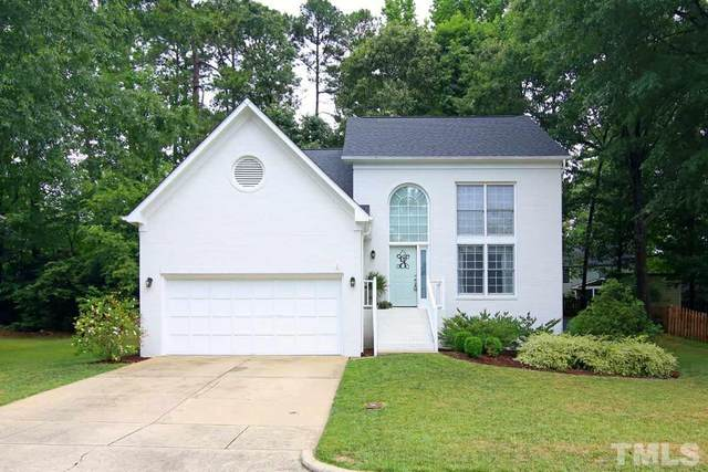 2813 Funster Lane, Raleigh, NC 27615 (#2387634) :: Real Estate By Design
